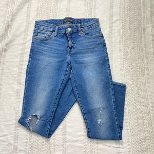 Lucky Brand jeans ankle size 4/27